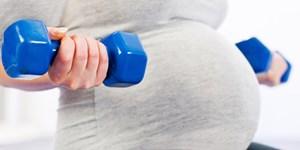 راحتی زایمان با ورزشهای دوران بارداری