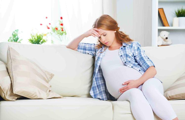 علائم مسمومیت بارداری