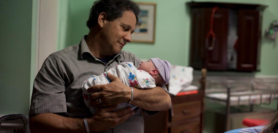 اتاق زایمان و حضور همسر در بیمارستانهای دولتی