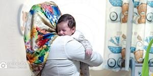 درمان رفلاکس نوزاد