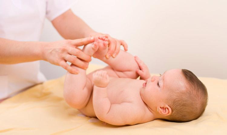 درمان ریفلاکس نوزاد