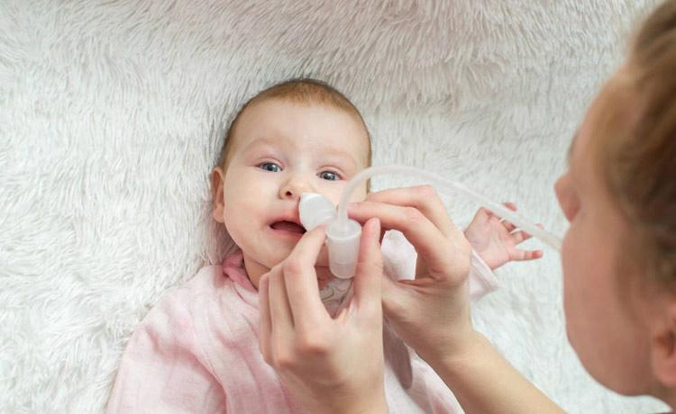 سرفه مزمن در نوزادان و درمان
