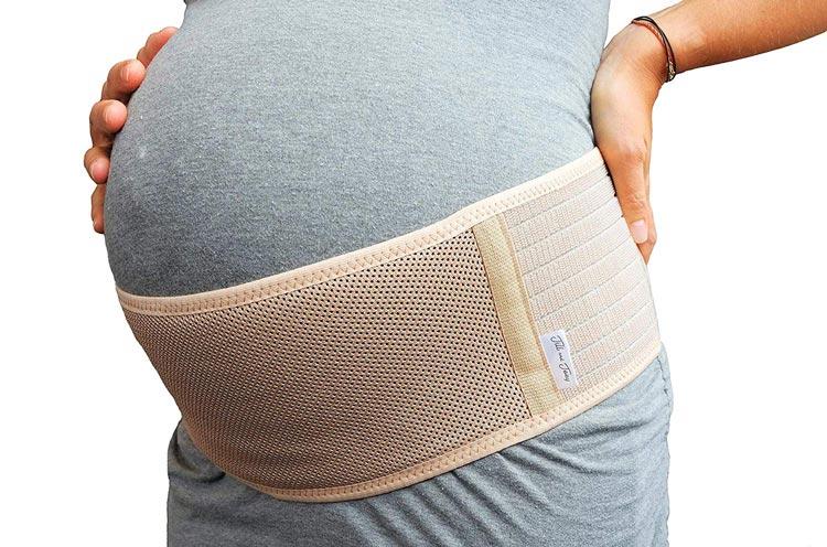 افزایش وزن و سفت شدن شکم در بارداری