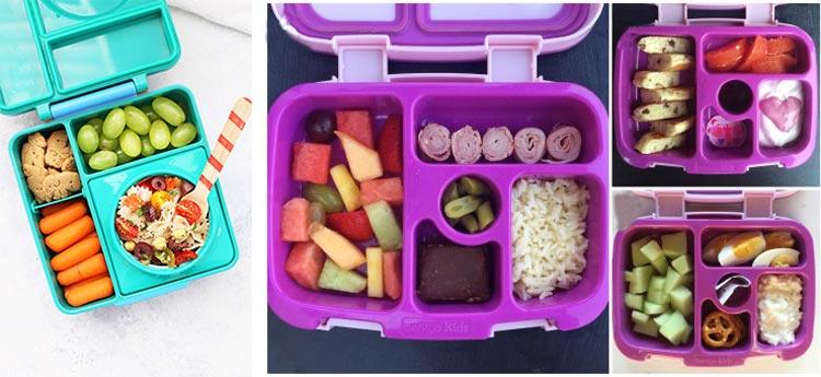 ظرف غذای کودک برای مهد کودک و مدرسه