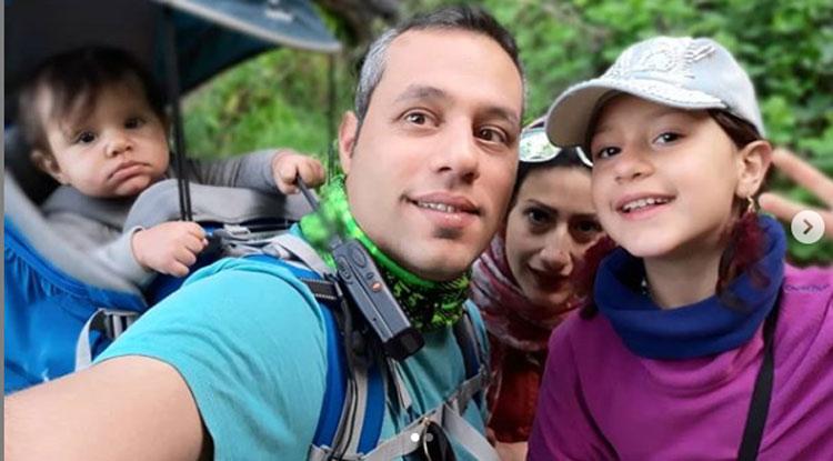 زهرا سپیدنامه و مسافرت با بچه ها