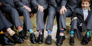راهنمای خرید جوراب مردانه ویژه روز پدر!