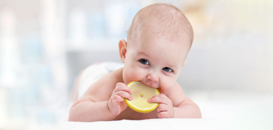 لیمو شیرین برای نوزاد