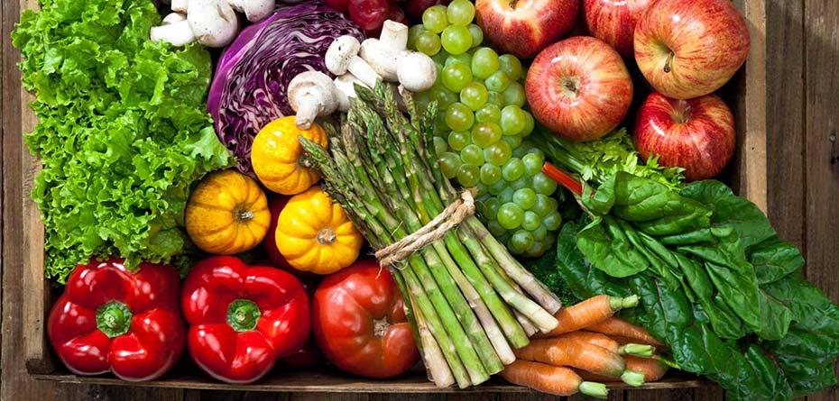 تاثیر میوه و سبزیجات در تعیین جنسیت کودک